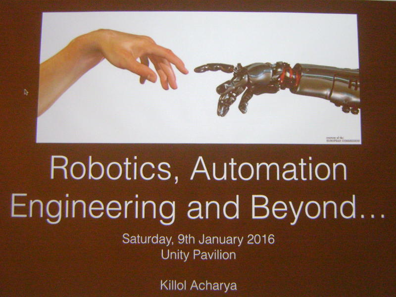 Photographer:Leah | Robotics, Automation, Engineering, and Beyond