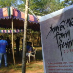 Auroville Farm Festival at the new Foodlink site, near Certitude