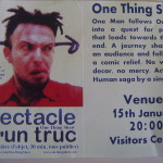 Vitaly Azarin - One Thing Show, Friday at 8pm at VC