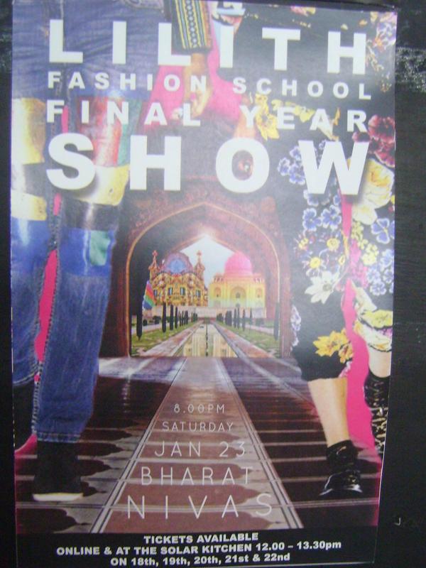 Photographer:Tilia | Lilith Fashion Show 23rd at Bharat Nivas, Pavilion of India