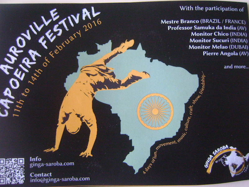 Photographer:Tilia | Capoeria Fesitval from 11th to 14 th of February