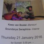 Indian Classical Recital, Thursday at Savitri Bhavan