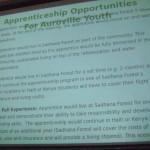 Sddhana Forest Apprenticeship program