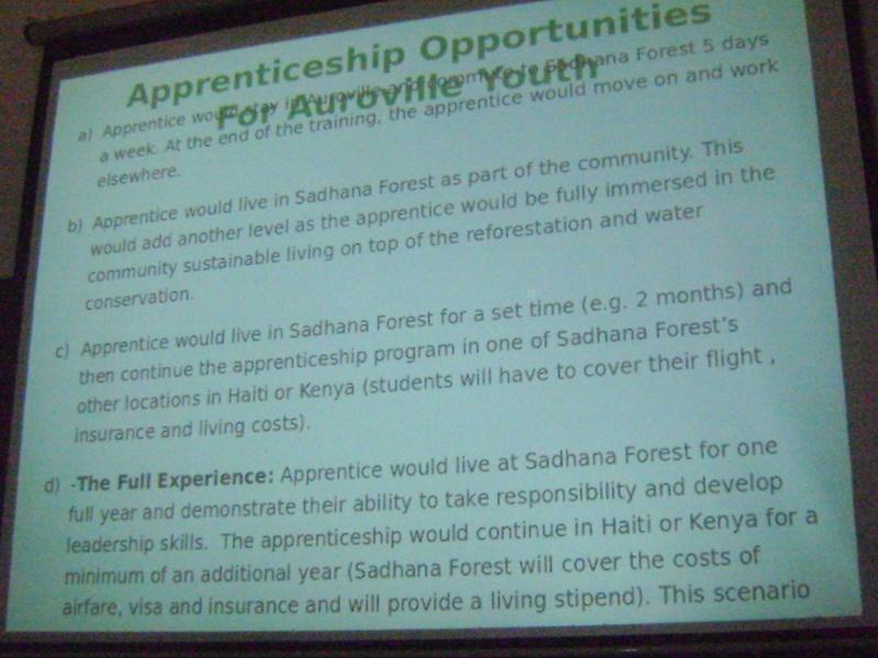 Photographer:Barbara | Sddhana Forest Apprenticeship program