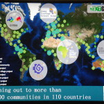 we are not alone: Hundreds of Ecovillages joined the network