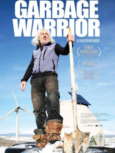 Photographer:web | Michael Reynolds - Garbage Warrior