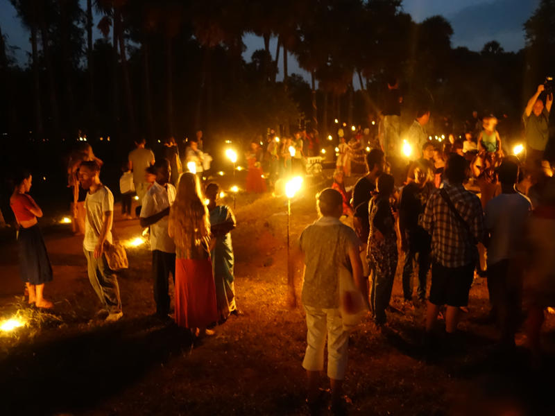 Photographer:The Unstitute | Lantern lighting