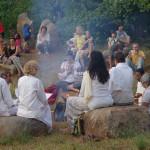 Chanting Circle