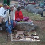 Listeners and meditators