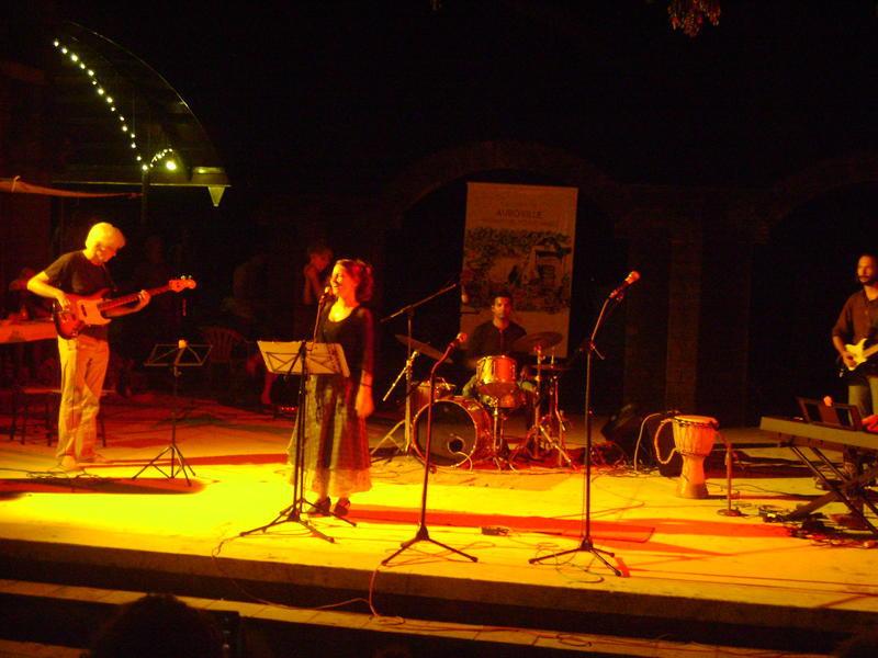 Photographer:Manoj | Swaha with Blues Band