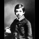 Sri Aurobindo - age 11, in England - 1833