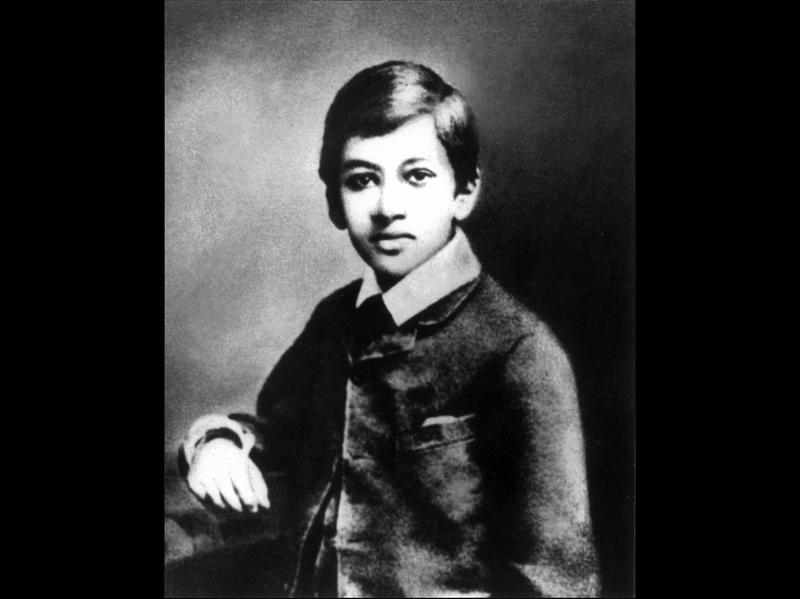 Photographer:Ashram Archives | Sri Aurobindo - age 11, in England - 1833
