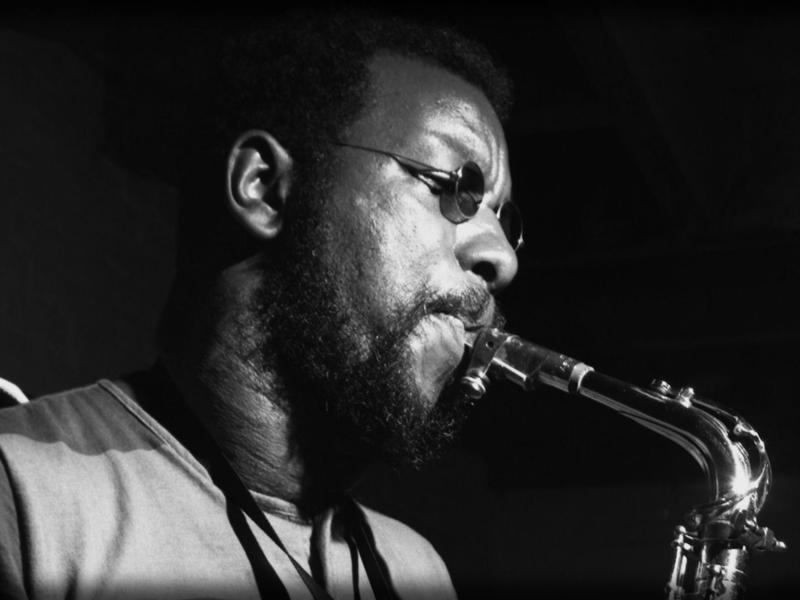 Photographer:web | Ornette Coleman