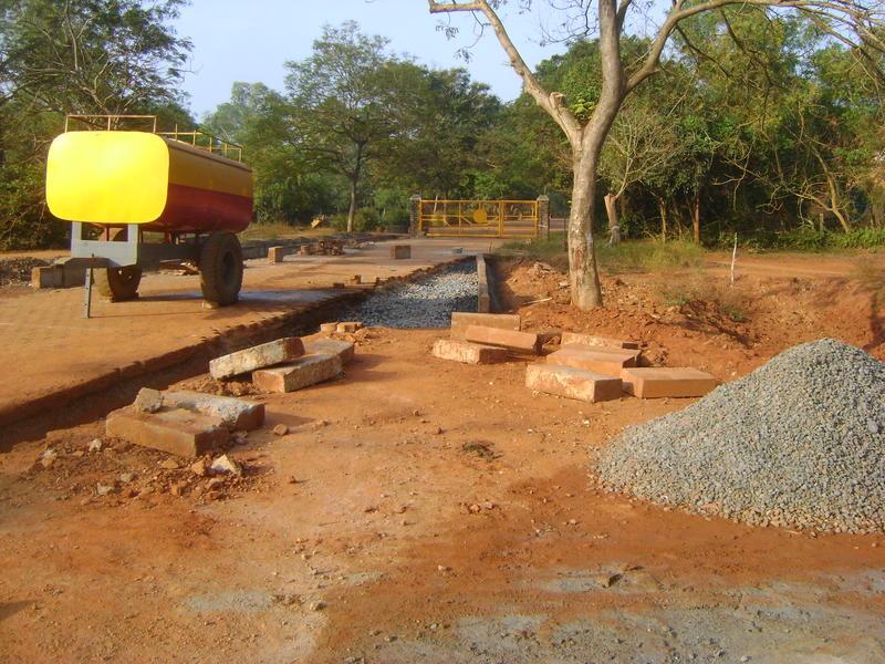 Photographer:Amela | work in progress at Solar Kitchen