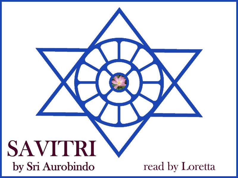 Photographer:Loretta | Mother's Symbol in Sri Aurobindo's Symbol - Designed by Mother