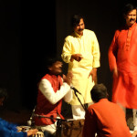 The ensemble receives honours