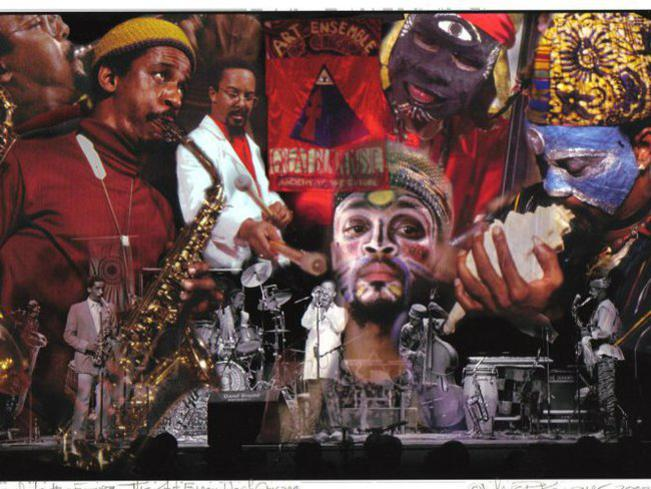Photographer:web | Art Ensemble Of Chicago