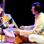 Master of the Harmonium and Tanpura