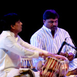 Masters of the Tabla and Cymbals