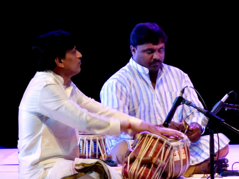 Photographer:The Unstitute | Masters of the Tabla and Cymbals