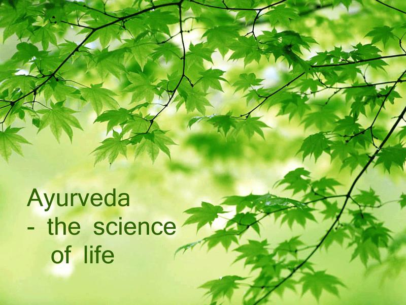 Photographer:web | ayurveda