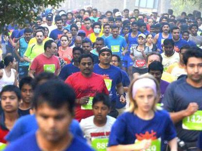 Photographer:web   AV Marathon on14th
