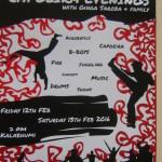 Capoeria Festival + shows at Kalabhumi on 12th, 13th at 7pm