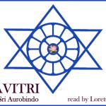 Sri Aurobindo's Symbol inside Mother's Symbol - Designed By Mother
