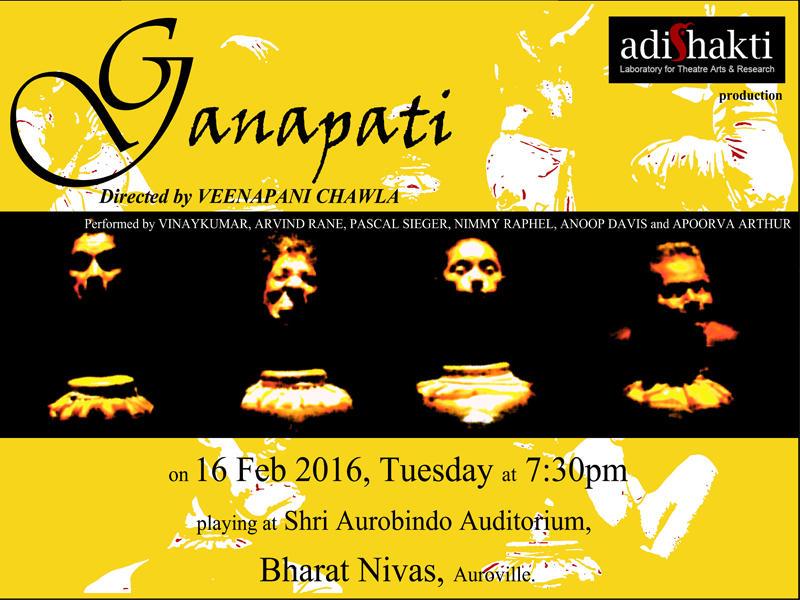 Photographer:web | GAnapti by Adishakti