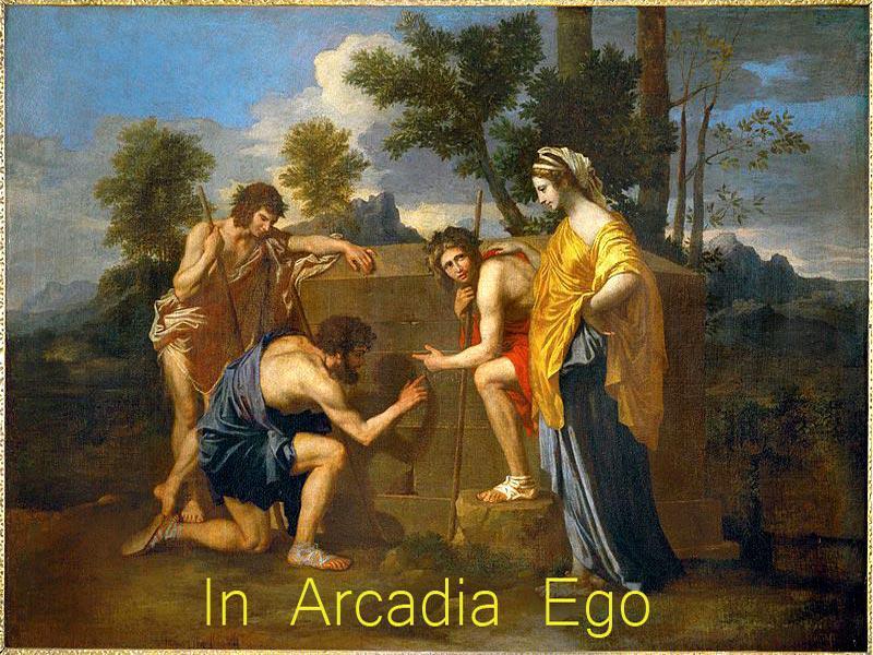 Photographer:The Unstitute   In Arcadia Ego