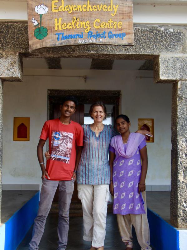 Photographer:Roland   Prabha, Bridget and Savitri