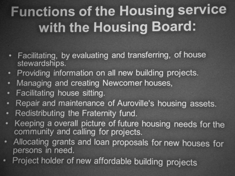 Photographer:Roland | Functions of the Housing service