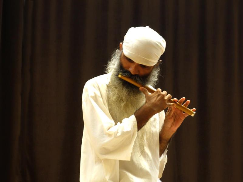 Photographer:The Unstitute | Chandresh, flautist