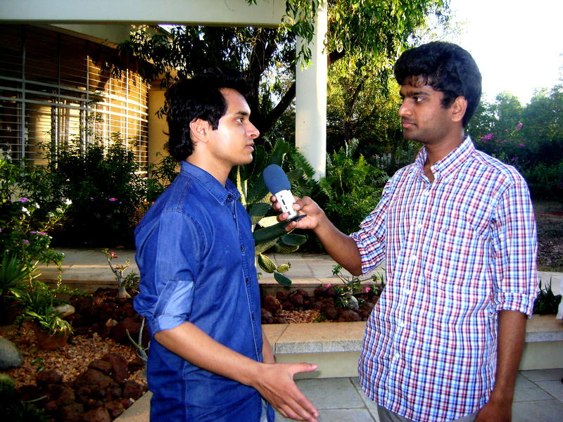 Photographer:Gayathry | Interview with Mr. Bishwajit