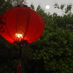 Korean, Japanese and Chinese celebrated the Full Moon