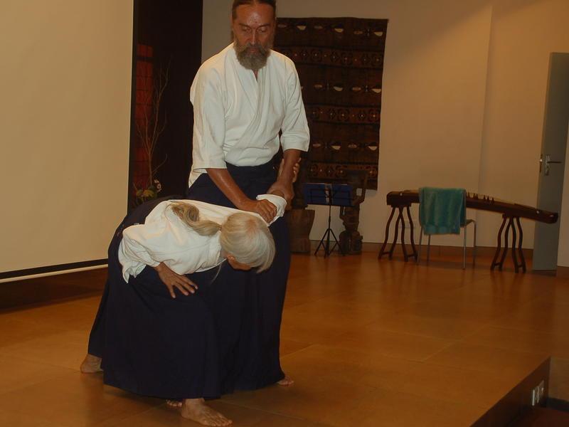 Photographer:Frida | Aikido Performance