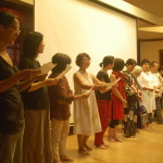 Korean Song, performed in three languages