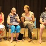 Florence et 3 auteurs