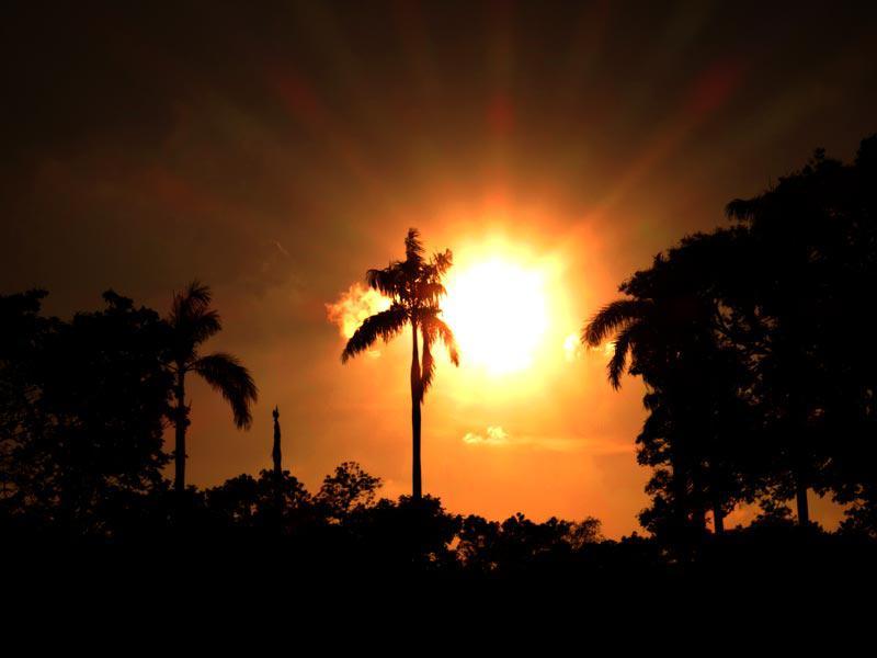 Photographer:The Unstitute   Sunset