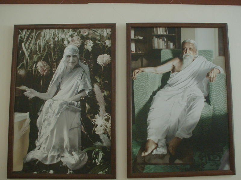 Photographer:Frida | Sri Aurobindo wanted his philosophy to be implemented