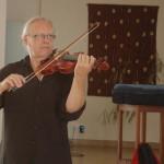 Musician Ladislav Brozman