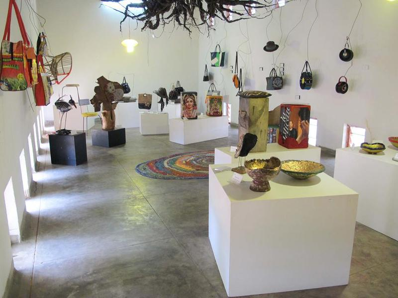 Photographer:Nathalie N | Upcyclling Exhibition- Udavi School