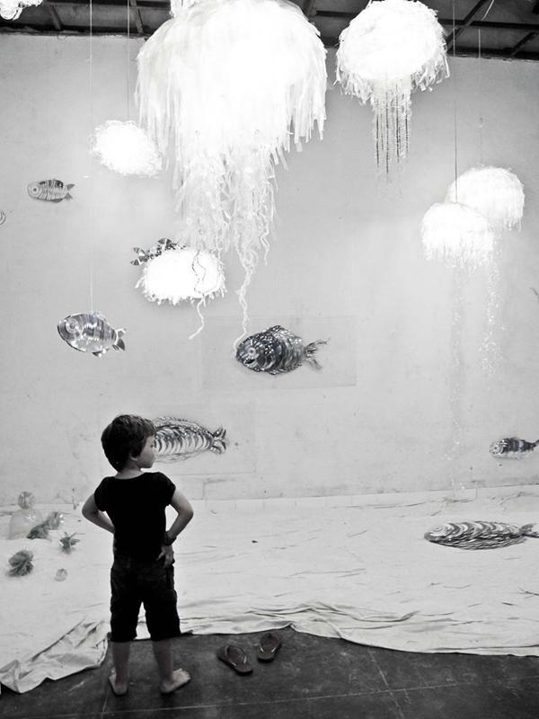 Photographer:Nathalie N | Admiring the artwork