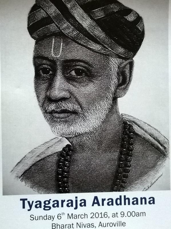 Photographer:Breena | Tyagaraja Aradhana at SAWCHU on Sunday at 9am