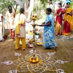 Homage to Saint Tyagaraja