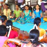 Homage to Saint Tyagaraja performance
