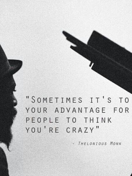 Photographer:web | Thelonious Monk