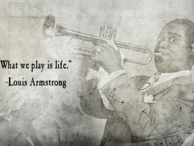 Photographer:web | Louis Armstrong