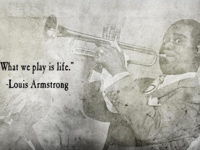 Photographer:web | Louis Armstrong