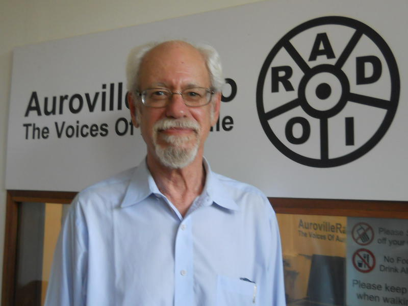 Photographer:Sebastian | David Stein at Auroville Radio